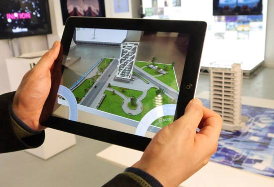 Augmented Reality for BIM