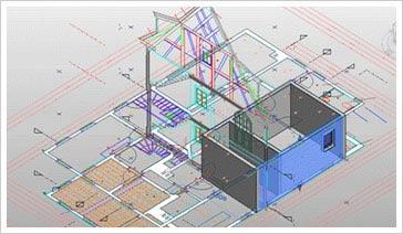 CAD to BIM Conversion