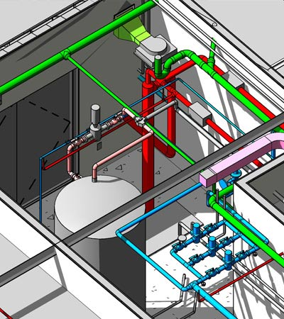 MEP BIM Services for Norway