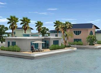 3D Model - House Exterior Design