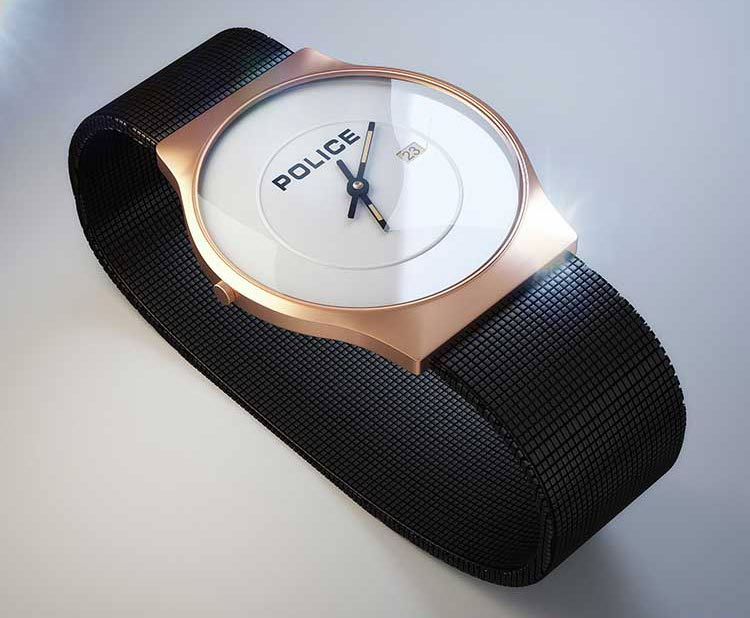 3D Rendering for Watch