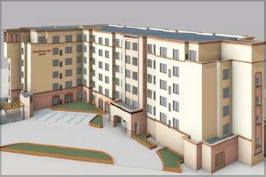 BIM Model for Construction Company