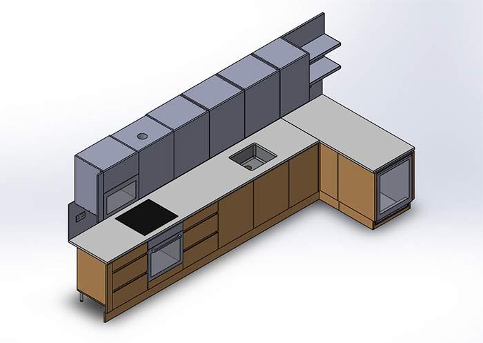 Design Automation for a Metal & Wood Furniture Manufacturer, USA