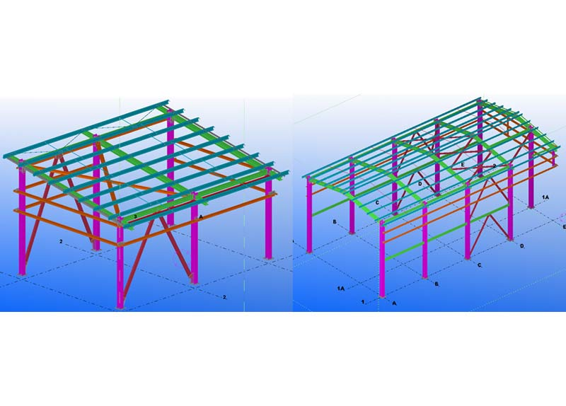 Structural Steel Detailing Services in the Oil & Gas Sector for the Nigerian Government