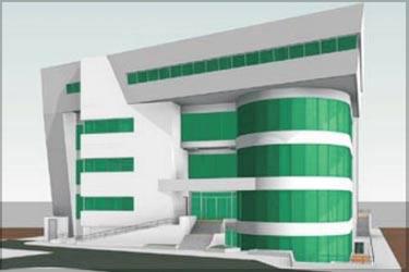 BIM Implementation for Hospital Building