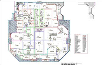 Store Planning and Area Calculation
