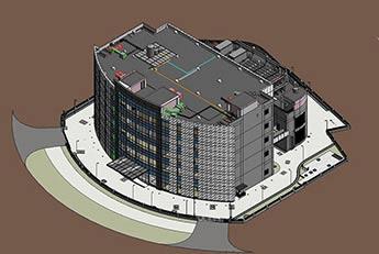 MEP Coordination for Data Center