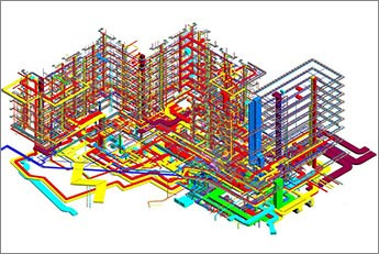 MEP Coordination | BIM Coordination Drawings by Experts