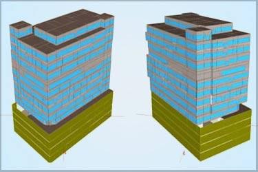 Creation of HVAC Zones for Hospital Building