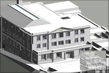 Convert 3D Scan images to BIM models