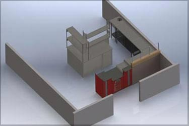 Retail Store Furniture Design for DFM Support