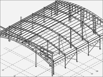 Steel Shop Drawing