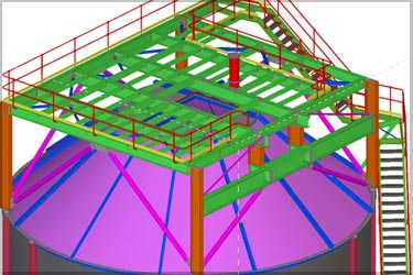 Steel Detailing for Construction & Mining Industry