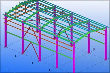Structural Steel Detailing for Oil & Gas Sector