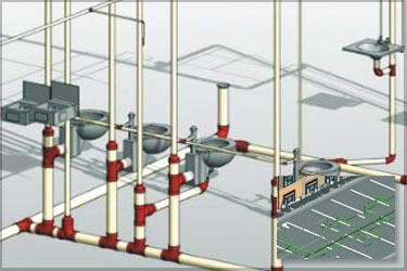 Coordinated 3D BIM Model for Hospital