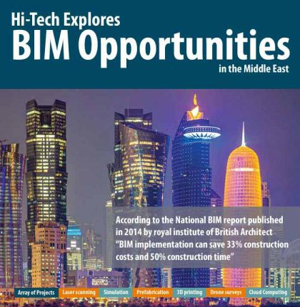 Hi-Tech Explores BIM Opportunities in the Middle East
